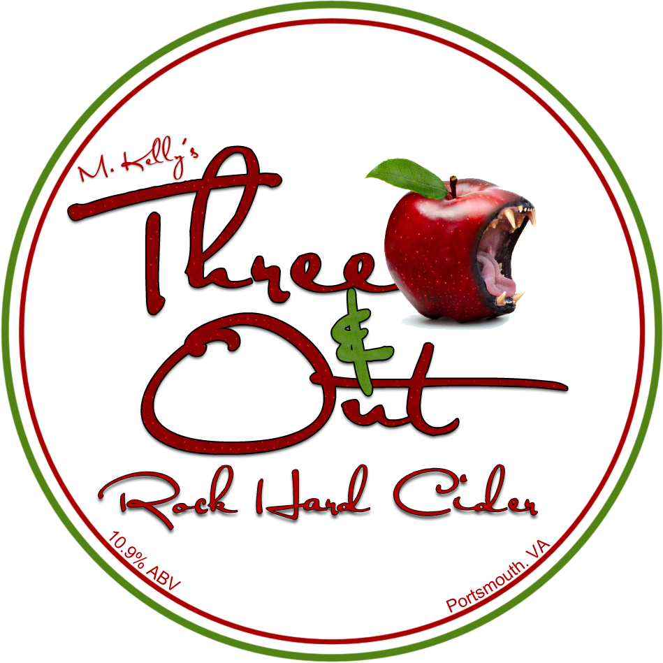 Three-and-Out Cider